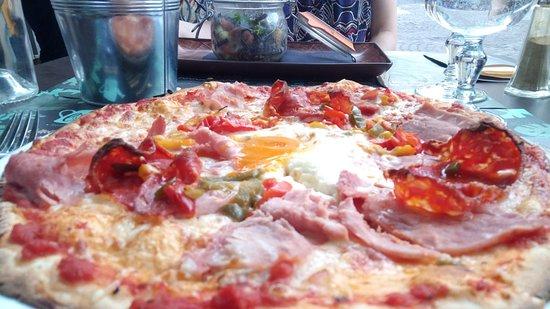 L'Arrosoir: Pizzaiolo