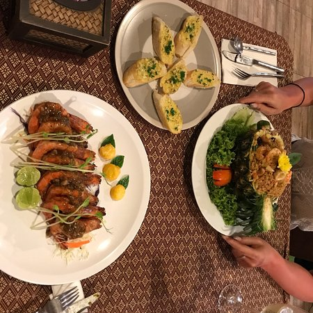 The Fish Restaurant  (Mae Nam) Photo