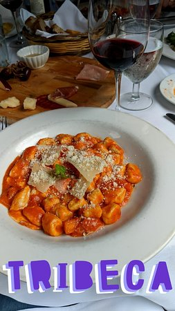 L'angolo Ristorante: Homemade gnocchi, melts like butter in your mouth!