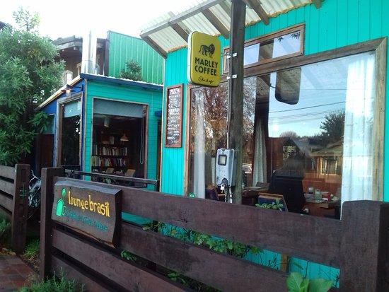 Lounge Brasil Hosteria Boutique: Café da manhã excelente