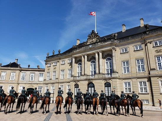 Château d'Amalienborg Photo