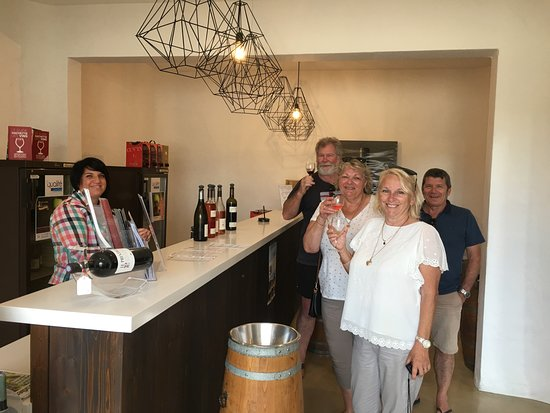 Terroirs Tours: Wine tasting as part of a full day exploring the region