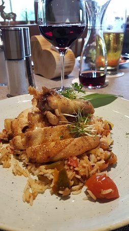 Hotel Helmerhof Restaurant: 20180527_182027_large.jpg