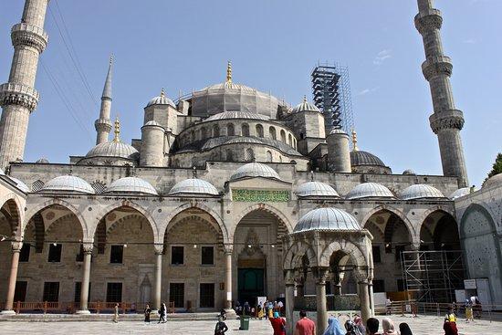 Blue Mosque: Mesquita Azul