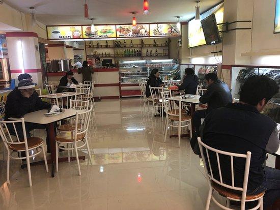 El MINI CAFE - Desde 1978 : Acompañanos en uno de nuestros salones