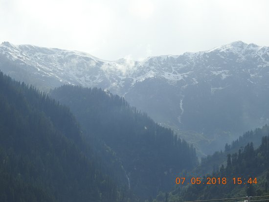 White Meadows - Manali: View from the room