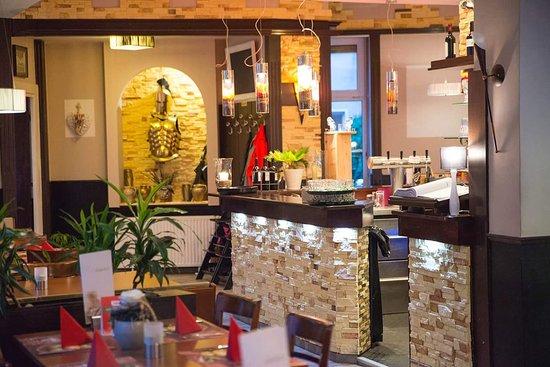 Restaurant Sparta : gemüdlich ist es