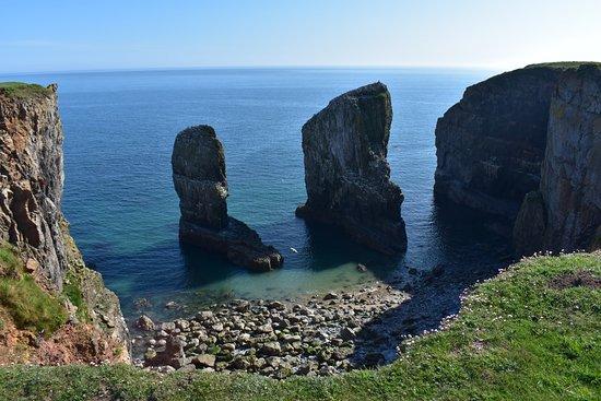 Circuit de la côte aux châteaux: Stack Rocks