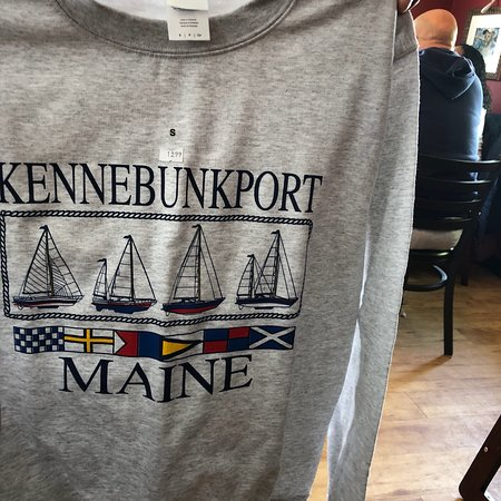Sweats of Kennebunkport