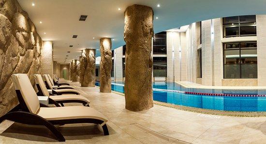 Aquaterra Wellness&Spa : Swimming pool