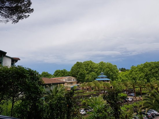 Le Pavillon Bleu Photo
