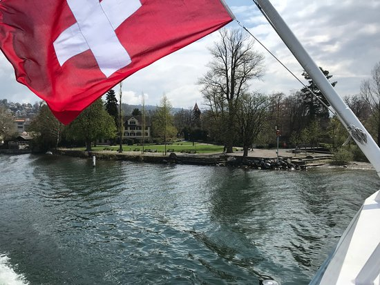 Lake Zurich: Another stop