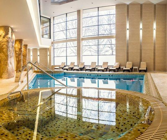 Aquaterra Wellness&Spa : Spa pool