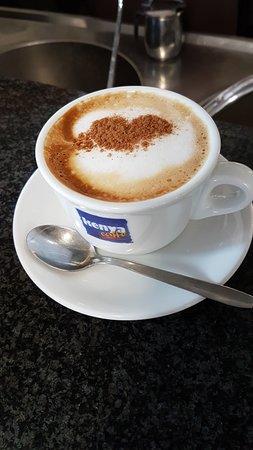Caffè Cancemi: Cappuccino