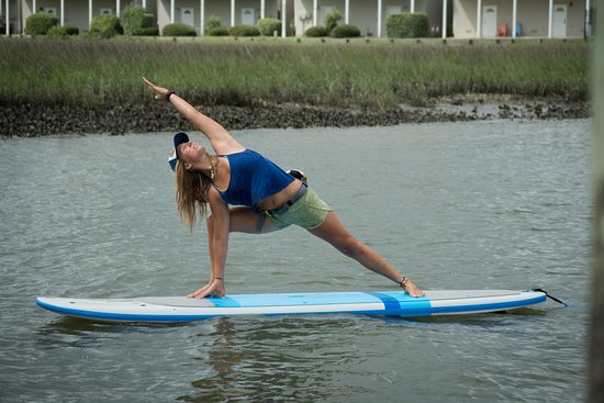 Charleston Sup Safaris Yoga Cl