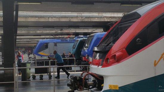 Trenitalia : Alcuni treni a Termini