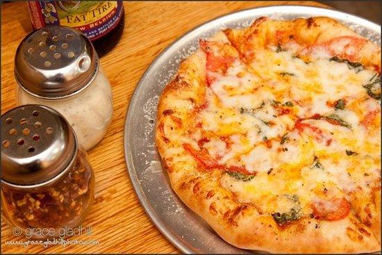 Pretzel and Pizza Creations: Marguerite