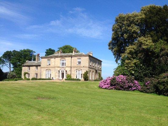 Seaton, UK: The house itself