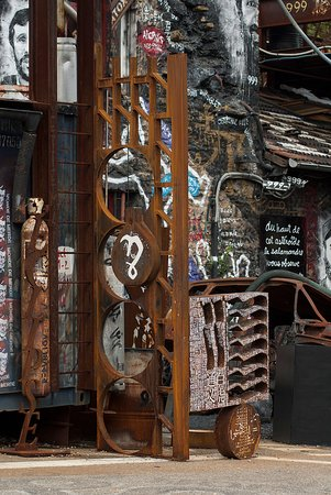 Le Musée d'Art Contemporain la Demeure du Chaos
