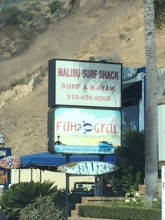 Malibu Lagoon State Beach: Malibu!!
