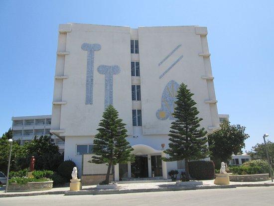 Hotel Atlantis: Гл.корпус