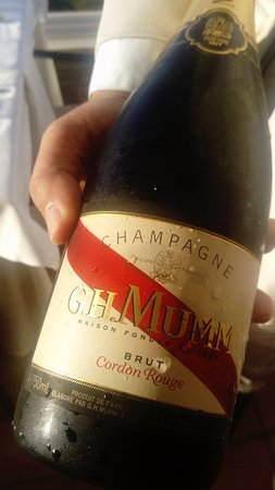 Cosmos : Our champagne