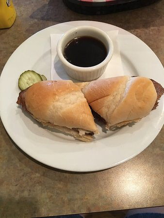 Plankinton, Dakota del Sur: French Dip
