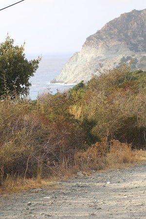 Nonza Beach: la route du cap corse