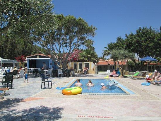 Hotel Atlantis: детский бассейн