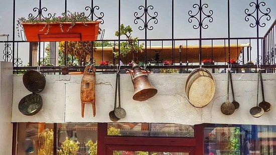 Turk Art Terrace Restaurant Fotografie