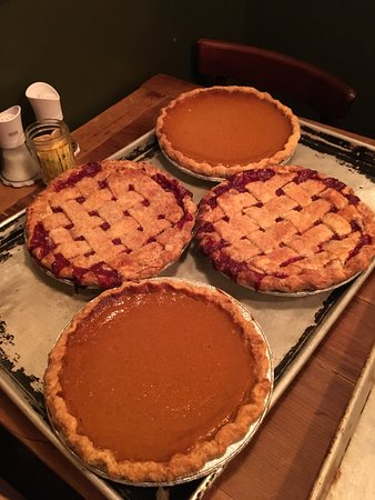 Bubby's: Pies, pies and more pies