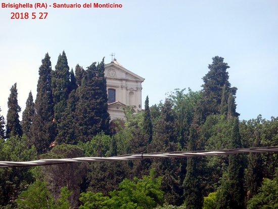 Museo Geologico del Monticino: Vista dal basso
