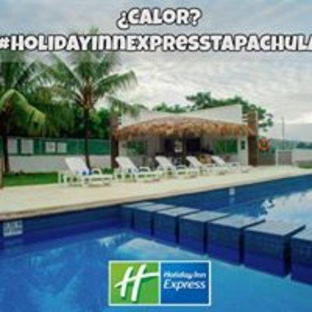 Holiday Inn Express Tapachula: Centro de Negocios