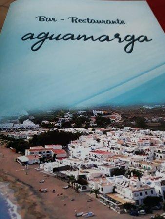 Aguamarga 3 Aljibe 19 : de arroz bogavante voor 2 persomen