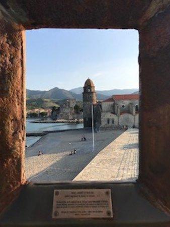 Hotel la Casa Pairal: View of sea