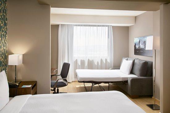 Balcony - Picture of Fairfield Inn & Suites Aguascalientes - Tripadvisor