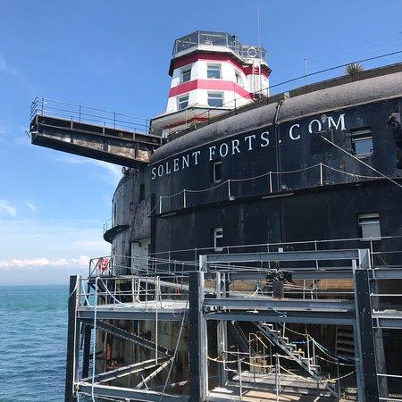 Bilde fra No Man's Fort