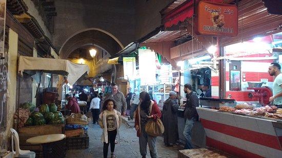 Medina of Fez: Porta Blu - Bab Bou Jeloud