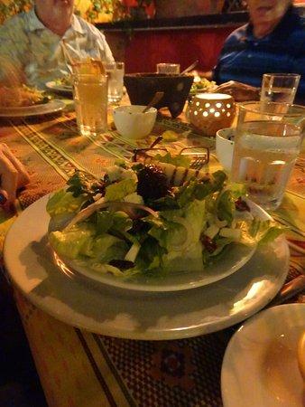 Topolo: Salad