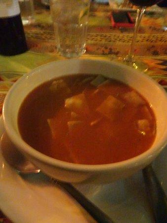 Topolo: Tortilla soup