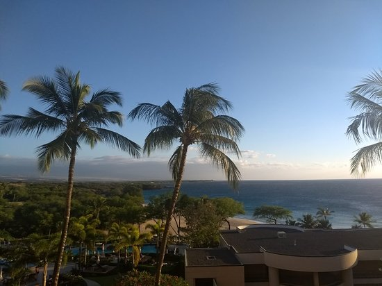 The Westin Hapuna Beach Resort : Gorgeous views from room and pools!