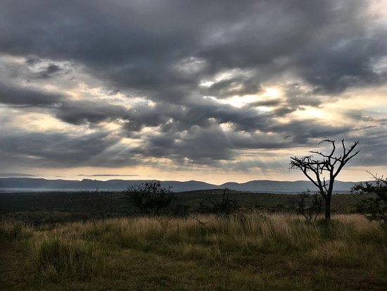 Zebra Hills Safari Lodge: Game drive views