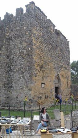Sant Miquel de Fluvia, Spanyolország: Monestir de Sant Miquel de Fluvià