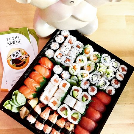 Sushi Kawaii: SUPER KAWAII !