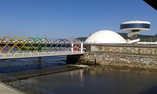 Centro Niemeyer照片