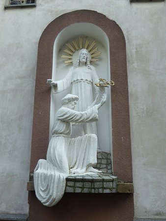 Basilica of Our Lady of Lichen: Campus Sculpture