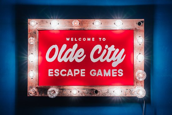 ‪Olde City Escape Games‬