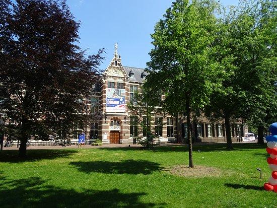 Drents Museum Assen in voormalig provinciehuis 1882