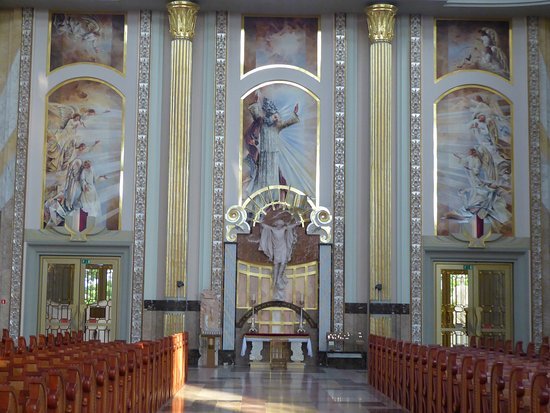 Basilica of Our Lady of Lichen: Church Interior
