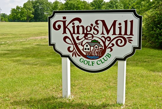 Country Inn & Suites by Radisson, Marion, OH: King's Mill Golf Club near the hotel.